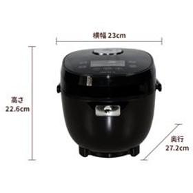 糖質カット炊飯器 RB-65B