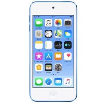 アップル iPod touch 【第7世代 2019年モデル】 32GB MVHU2J/A ブルー
