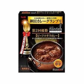 S&B 神田カレーグランプリ マンダラ ビーフマサラカレー お店の中辛 180g