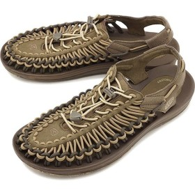 キーン KEEN メンズ ユニーク MEN UNEEK サンダル 靴 Canteen Petrified Oak 1020783 SS19