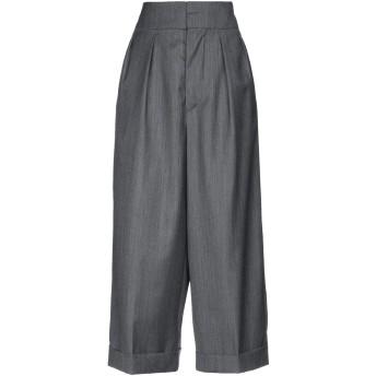 《セール開催中》MARNI レディース パンツ 鉛色 40 バージンウール 100%