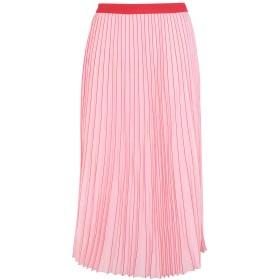 《セール開催中》SAMSE Φ SAMSE レディース 7分丈スカート ピンク XS ポリエステル 100% DARIA SKIRT 10302
