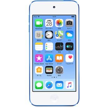 AppleiPod touch(第7世代) 32GBブルーMVHU2J/A