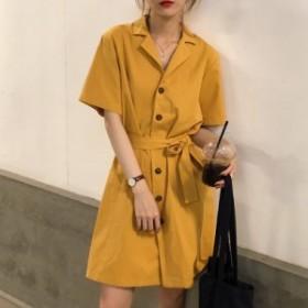 大人気のフレンチニッチワンピースサマードレス新しい女性の知恵スモークマウンテンフレンチレトロ膝上人気