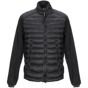 《期間限定セール開催中!》C.P. COMPANY メンズ ダウンジャケット ブラック 46 ナイロン 100%