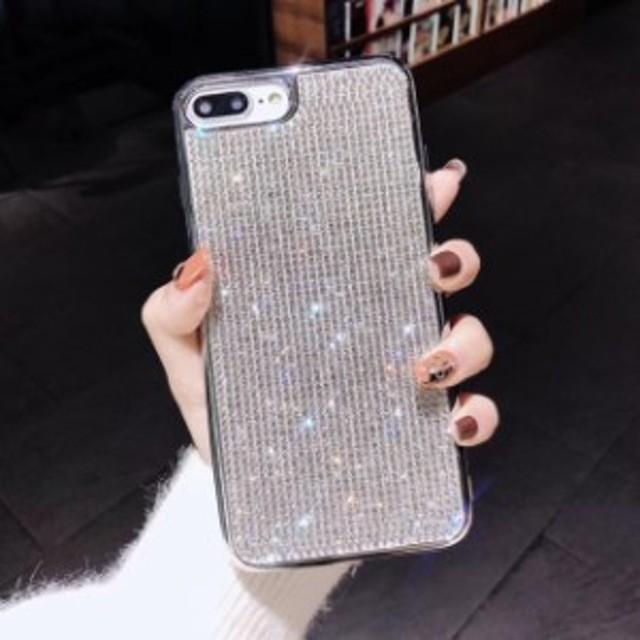 タイムセール キラキラ ラインストーン iPhoneケース スワロフスキー風 めちゃ可愛い テンションアップ  ・iphone X/iphone Xs・iPh