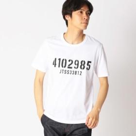 [マルイ] <吸水速乾機能> プリント Tシャツ/コムサイズムメンズ(COMME CA ISM)