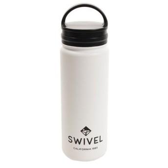 スウィベル(Swivel) 2WAY ボトル 500ml 558SW8PM3102 WHT (Men's、Lady's)