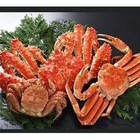 3大ガニ食べつくし豪華海鮮丼