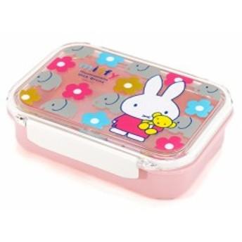 ランチボックス お弁当箱 女の子 向け ミッフィー Miffy スクエア タイプ ( S19MSLP ) スクエア