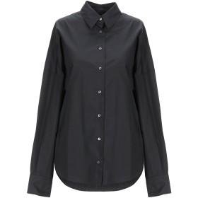 《期間限定セール開催中!》ASPESI レディース シャツ ブラック 38 コットン 100%