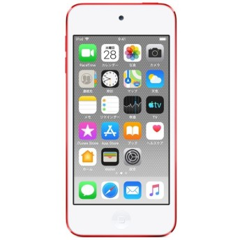 iPod touch 【第7世代 2019年モデル】 256GB (PRODUCT)RED MVJF2J/A