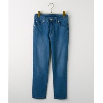 ファブリーズ承認 消臭機能付スキニーデニムパンツ(股下60cm) (レディースパンツ),pants
