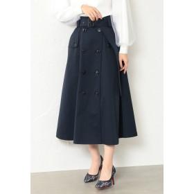 LOVELESS 【LOVELESS】WOMEN Dickies×FIDELITY トレンチスカート その他 スカート,ネイビー1