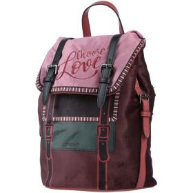《セール開催中》TOSCA BLU レディース バックパック&ヒップバッグ ピンク 革 / 紡績繊維