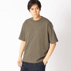 [マルイ] -日本の伝統色- ポケット付 Tシャツ/コムサイズムメンズ(COMME CA ISM)