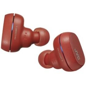 JVC・ビクター フルワイヤレスイヤホン [マイク対応/ワイヤレス(左右分離)/非対応/Bluetooth] HA-LC50BT-D テラコッタ