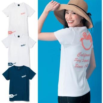 スマイル柄半袖Tシャツ