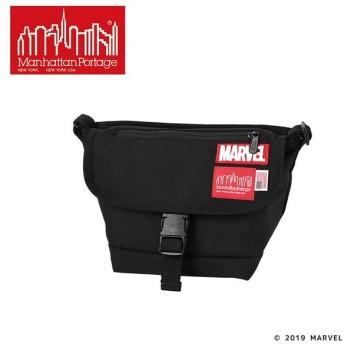 マンハッタンポーテージ Manhattan Portage ショルダーバッグ MARVEL マーベル Casual Messenger Bag メンズ レディース mp1603marvel