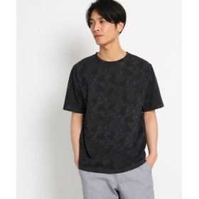 THE SHOP TK / ザ ショップ ティーケー ボタニカル総柄Tシャツ