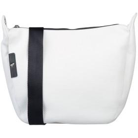 《期間限定 セール開催中》MANDARINA DUCK レディース メッセンジャーバッグ ホワイト 紡績繊維