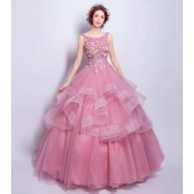 ウエディングドレス レディース 素敵な ブライダルドレス 上品な 花嫁ドレス ロングドレス オシャレ 写真撮影 ドレス ースリーブ 披露宴