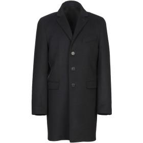 《期間限定セール開催中!》MAESTRAMI メンズ コート ブラック 50 ウール 100%