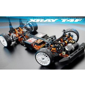 セントラルアールシー 1/ 10 2WD FWD ツーリングカー XRAY T4F(300200#) 返品種別B