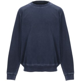 《セール開催中》REPLAY メンズ スウェットシャツ ブルー M コットン 100%