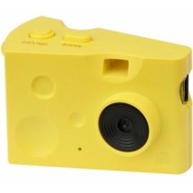 トイカメラ クラシックカメラ風 ピエニ PIENI Cheese Kenko ケンコー・トキナー 131万画素 microSDHC(4GB-16GB対応) USB充電式 チーズ DS