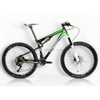 MTB カーボンデュアルサスペンションオールマウンテンStradalli 150 MTBバイク27.5 650b MRPフォーク