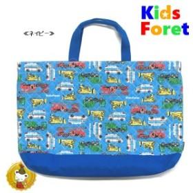 キッズフォーレ【Kids Foret】総柄レッスンバック(B17671/B11669/B11621)