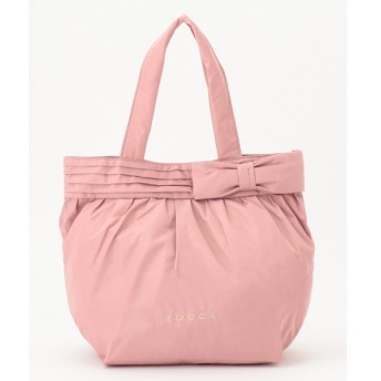 TOCCA トッカ POCKETABLE RIBBON TOTE