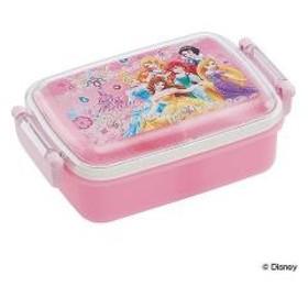 お弁当箱 ふわっとタイトランチBOX 450ml ディズニープリンセス プリンセス 子供 キャラクター