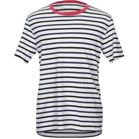 《期間限定セール開催中!》MAISON MARGIELA メンズ T シャツ ダークブルー XL コットン 100%