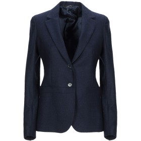 《期間限定 セール開催中》SARTORIAL MONK レディース テーラードジャケット ブルー 38 ウール 100%