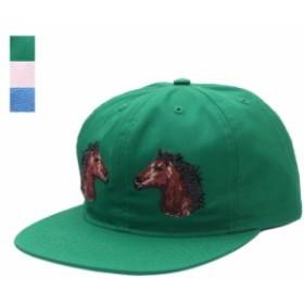 ビアンカシャンドン Bianca Chandon Two Horses Hat キャップ メンズ 新作 ヘッドウェア