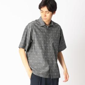 [マルイ]【セール】アロハ柄 ジャガードシャツ/コムサイズムメンズ(COMME CA ISM)