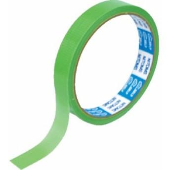ニトムズ PEクロステープ 15mmx10m 緑 J6812