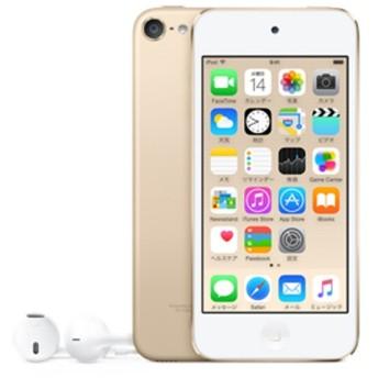 iPod touch 【第6世代 2015年モデル】 16GB ゴールド MKH02J/A