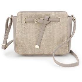 SHOO・LA・RUE/DRESKIP(シューラルー/ドレスキップ) ベルトデザインショルダーバッグ
