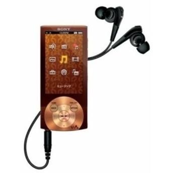 SONY ウォークマン Aシリーズ (メモリータイプ) 32GB ブラウン NW-A846/T(中古品)