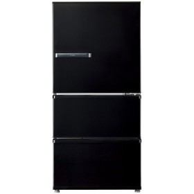 AQUA AQR-SV24G-K 冷蔵庫(238L・右開き)ヴィンテージブラック