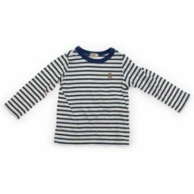 【ミキハウス/mikiHOUSE】Tシャツ・カットソー 100サイズ 男の子【USED子供服・ベビー服】(399759)