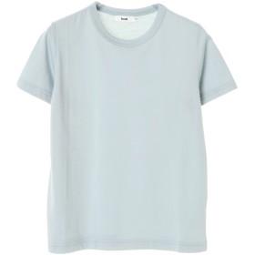 【6,000円(税込)以上のお買物で全国送料無料。】クルーネック半袖Tシャツ