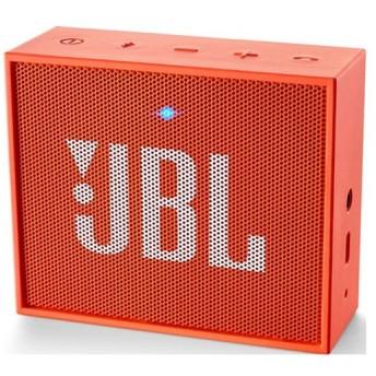 JBL ジェイビーエル JBLGOORG ポータブルスピーカー JBL GO Bluetooth対応 オレンジ 新品 送料無料