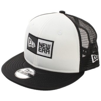 ニューエラ(NEW ERA) YOUTH 950 TR BOX LOG キャップ 11899025 (Jr)
