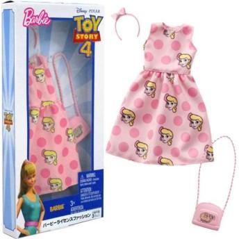 メール便可・トイ・ストーリー4 バービー(Barbie)ボー・ピープ ドレスセット