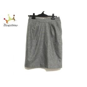 ファビアーナフィリッピ FABIANA FILIPPI スカート サイズ40 XS レディース 美品 グレー 新着 20190531