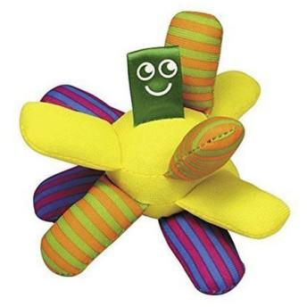 一度掴んだら止まらない 持ち替え遊びで脳が育つ おもちゃ おもちゃ・遊具・三輪車 ベビートイ (235)